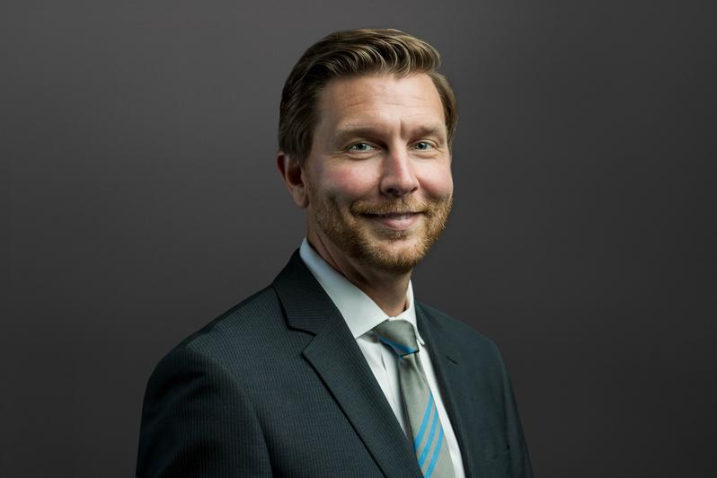 Aaron Reynolds - Chief Investment Officer, Principal