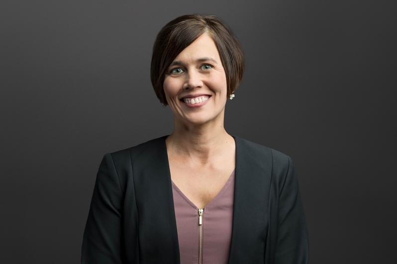 Erica Rocksvold - Executive Assistant